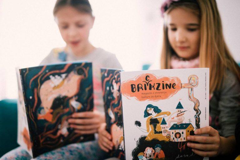 """Magazine """"Brickzine"""""""