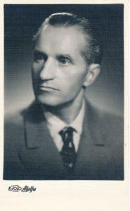 Petras Zablockas. Panevėžys. 1972 m. PAVB F10-166