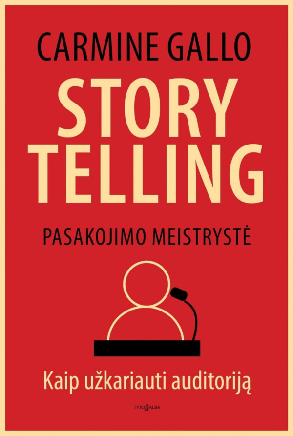 Storytelling pasakojimo meistrystė
