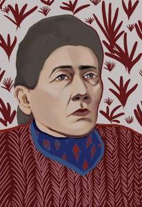 Akvilės Malukienės paveikslas
