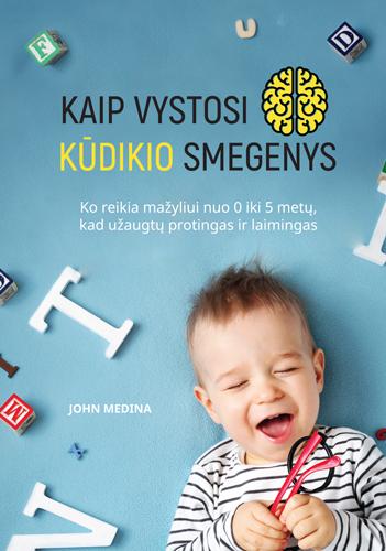 Kaip vystosi kūdikio smegenys