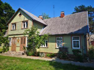 Gabrielės Petkevičaitės-Bitės namas (Panevėžys, šv. Zitos g.)