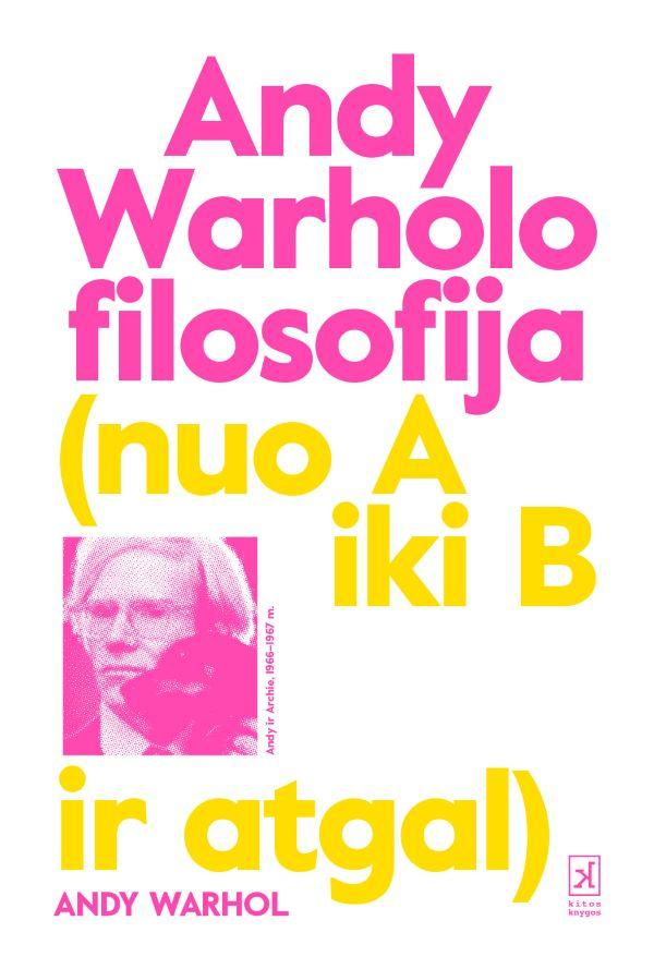 Andy Warholo filosofija