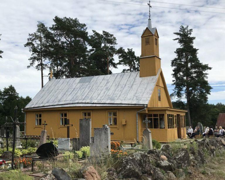 Gedžiūnėlių bažnyčia