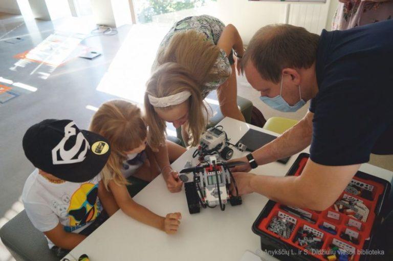 Robotukai Lego We Do 2.0