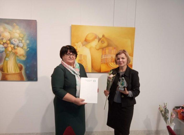 """""""Lietuviškiausios bibliotekos"""" nominacija"""