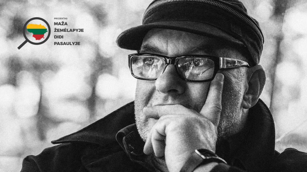 Paroda, skirta Lietuvos fotografijos grando Algimanto Aleksandravičiaus jubiliejui