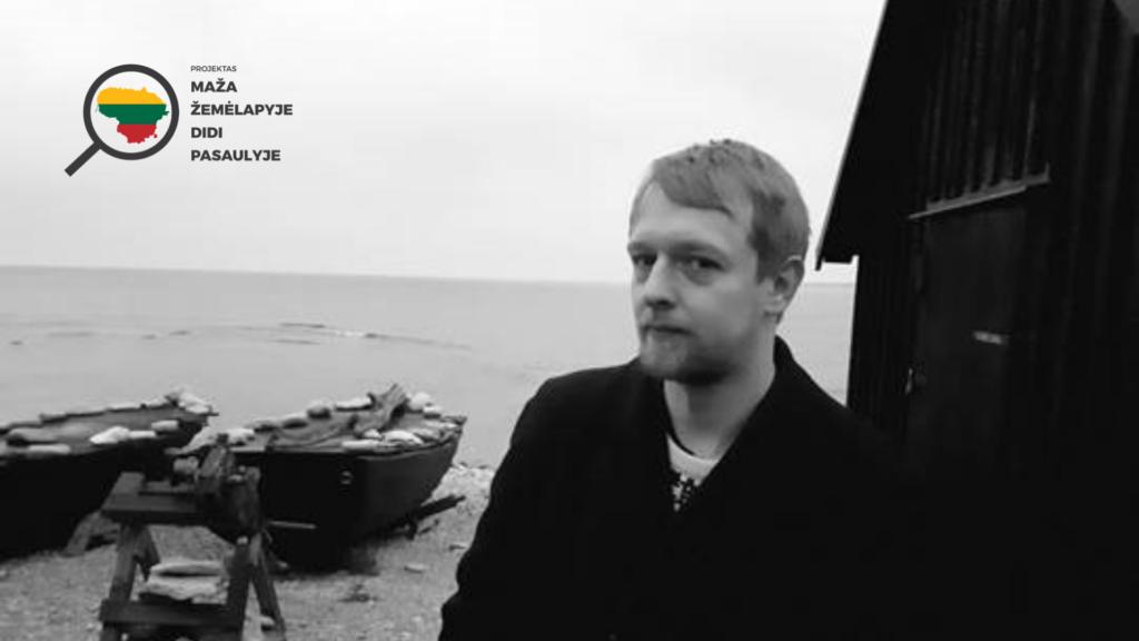 """Poeto ir eseisto Manto Balakausko eilėraščių knygos """"Apmaudas"""" pristatymas"""