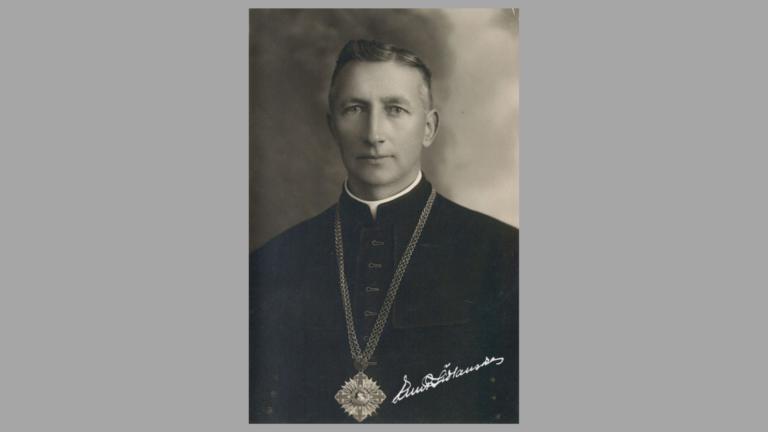 Prelatas Povilas Šidlauskas