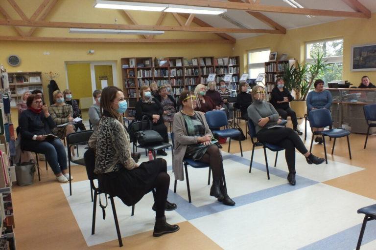 mokymai Ignalinoje