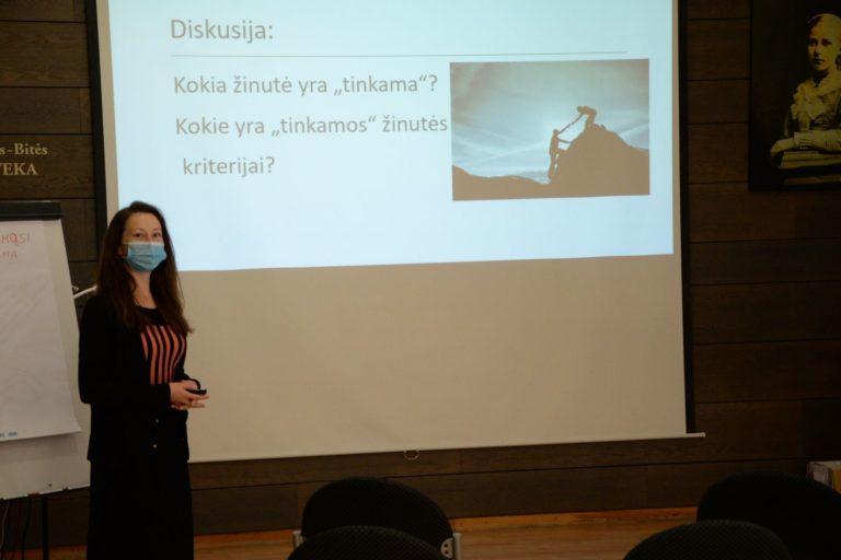 Tarpkultūrinė komuniTarpkultūrinės komunikacijos mokymai. Nuotr. G. Zauroskacija