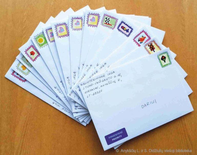 Pasaulinės pašto dienos paminėjimas