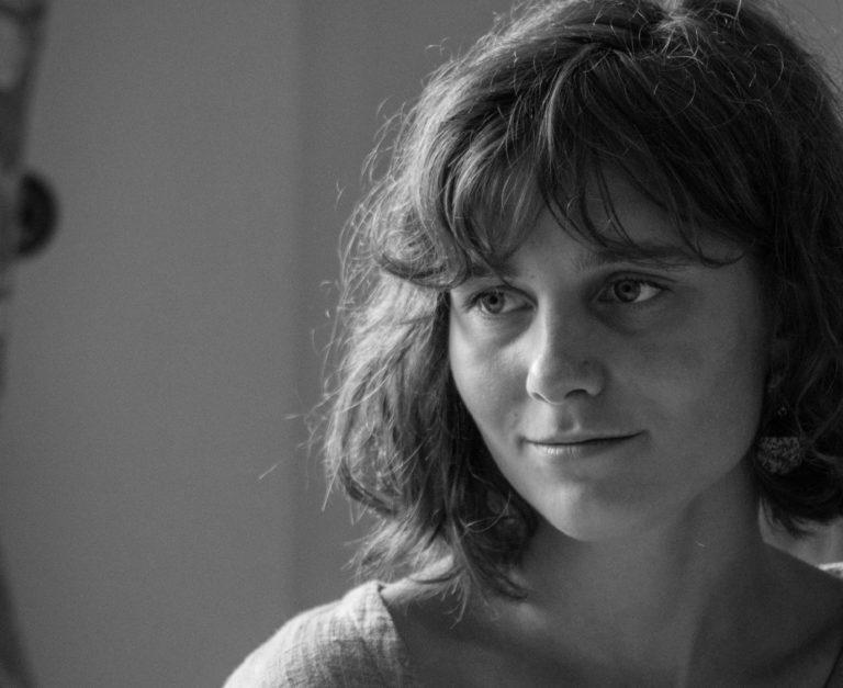Erika Povilonytė, Arvydo Gudo fotografija