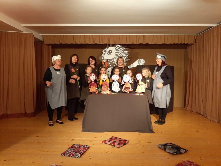 Lėlių teatrai Padaužiukai