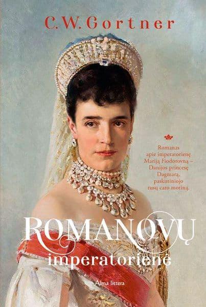 Romanovų imperatorienė