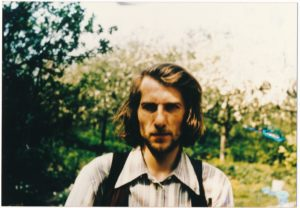 Stasys Petrauskas. Panevėžys. Apie 1986 m. PAVB F41-11