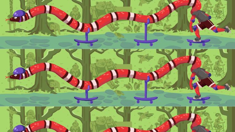 Ievos Repečkaitės iliustracija