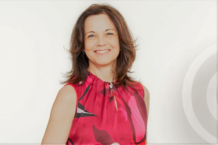 Ursula Liebman smiling