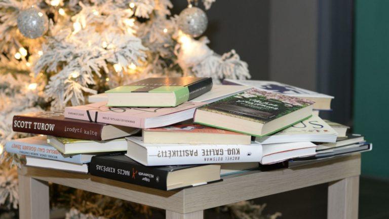 Knygų kalėdos baigėsi