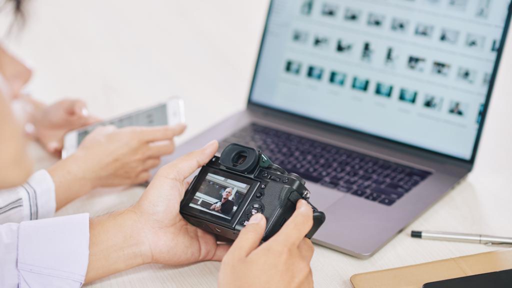 Nuotoliniai mokymai: nuotraukų ir paveikslėlių redagavimo priemonės