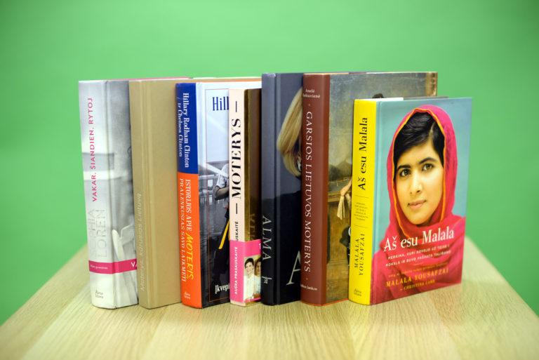 Knygos apie moteris