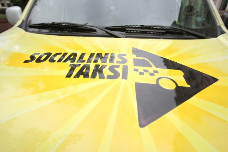 Socialinis taksi