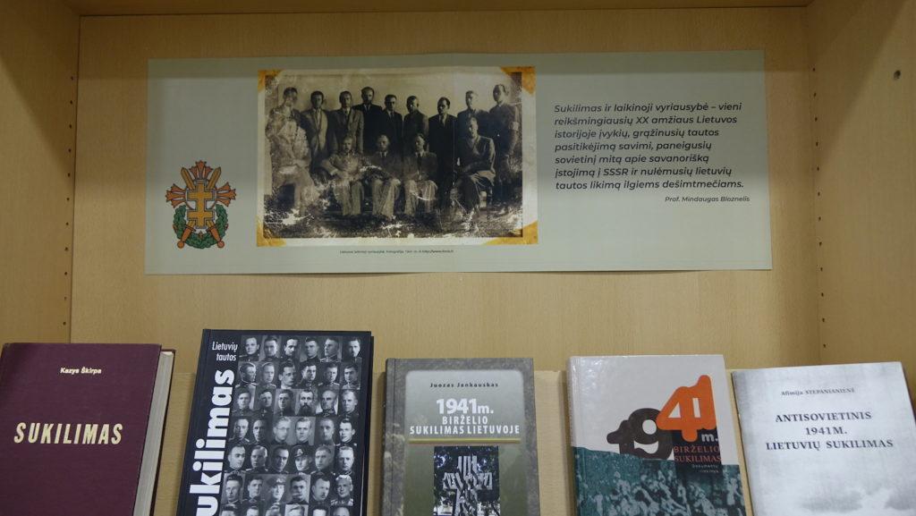 Vilčių ir aukų metas. Paroda apie Birželio sukilimą Lietuvoje