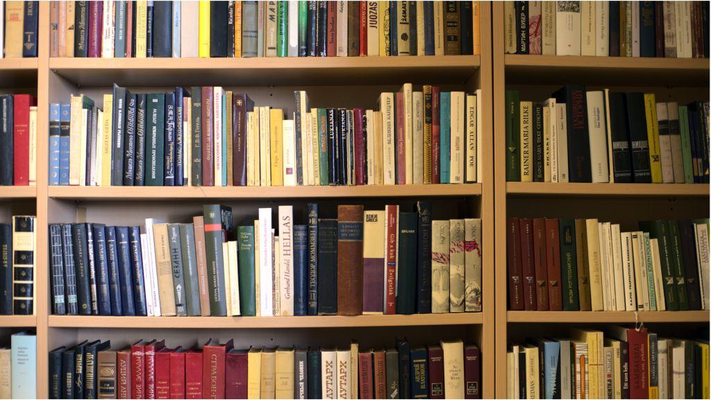 Bibliotekoje netrukus atsiras asmeninė filosofo Arvydo Šliogerio knygų kolekcija