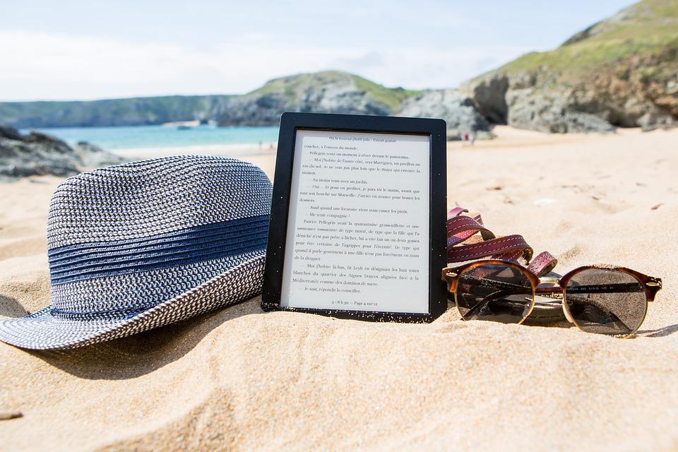 Pasiimk elektroninę knygą atostogoms