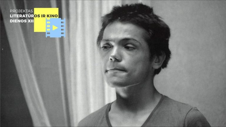 Aktoriaus, rašytojo M.P.E. Martynenko nuotrauka