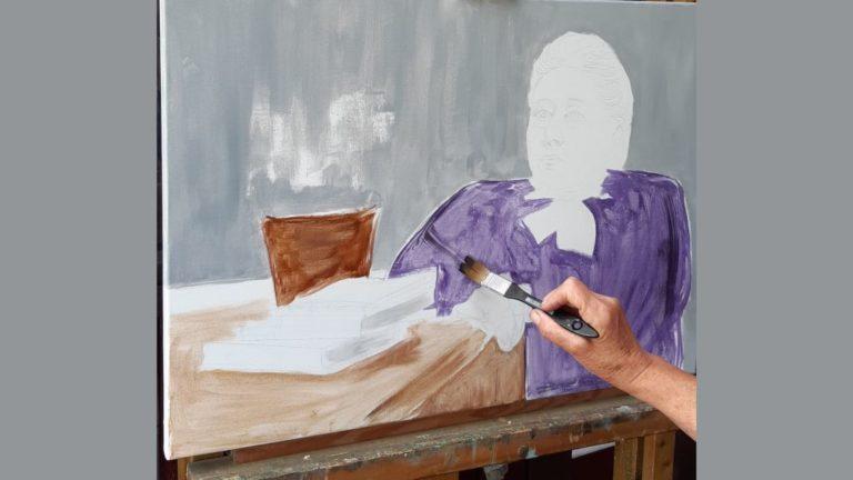 Tapomas tapybos kūrinys