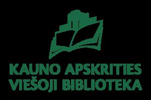 Kauno apskrities viešosios bibliotekos logotipas