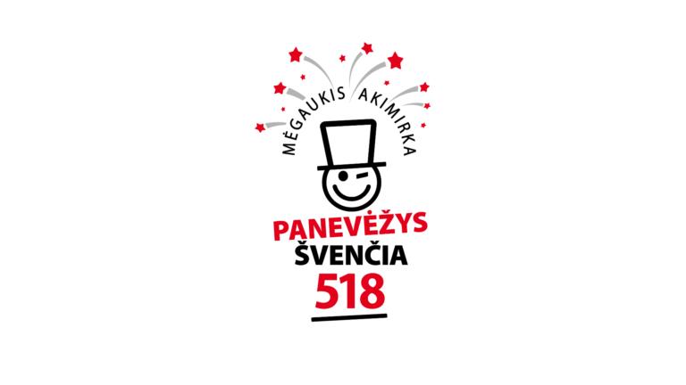 Panevėžio miesto gimtadienio šventės logotipas