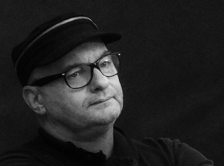 Fotomenininkas Algimantas Aleksandravičius, portretas