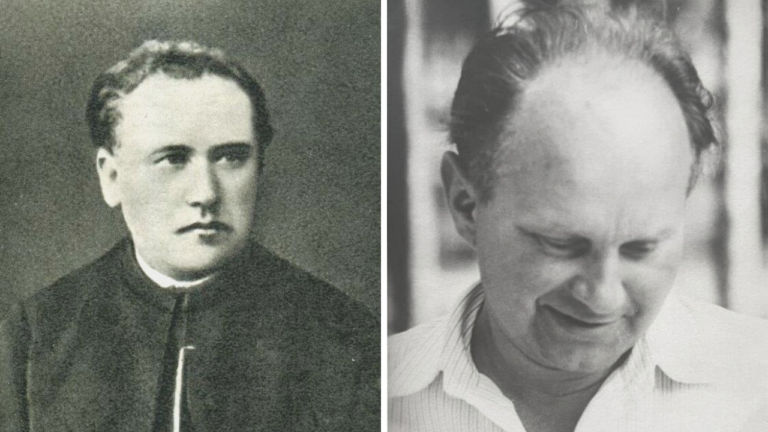 A. Vienažindys ir Č. G. Cemnolonskis, portretai