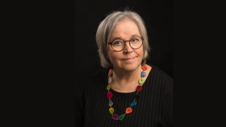Pasakotoja, edukatorė, projektų vadovė Rose Marie Lindfors